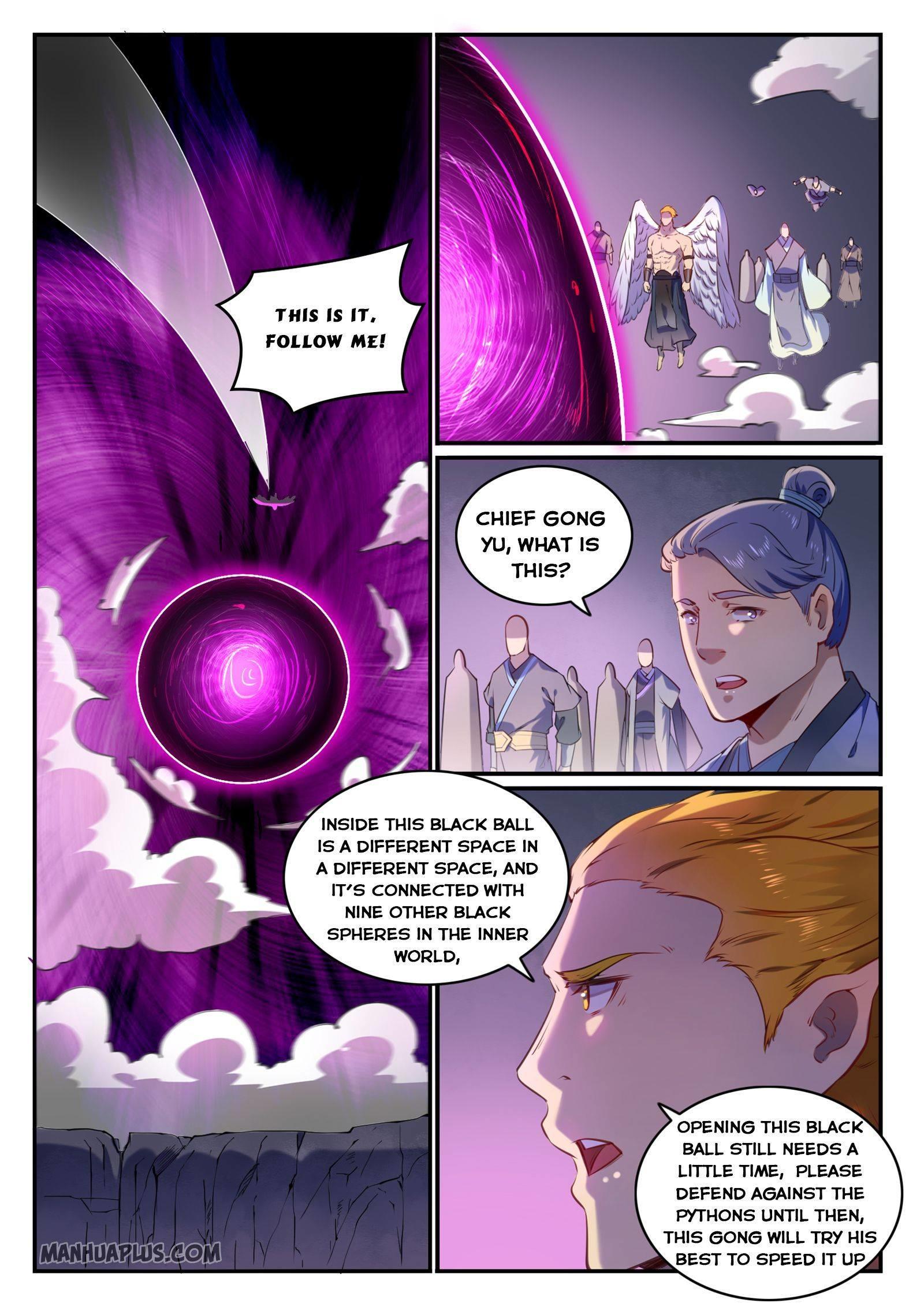 Apotheosis Chapter 757 page 4 - Mangakakalots.com