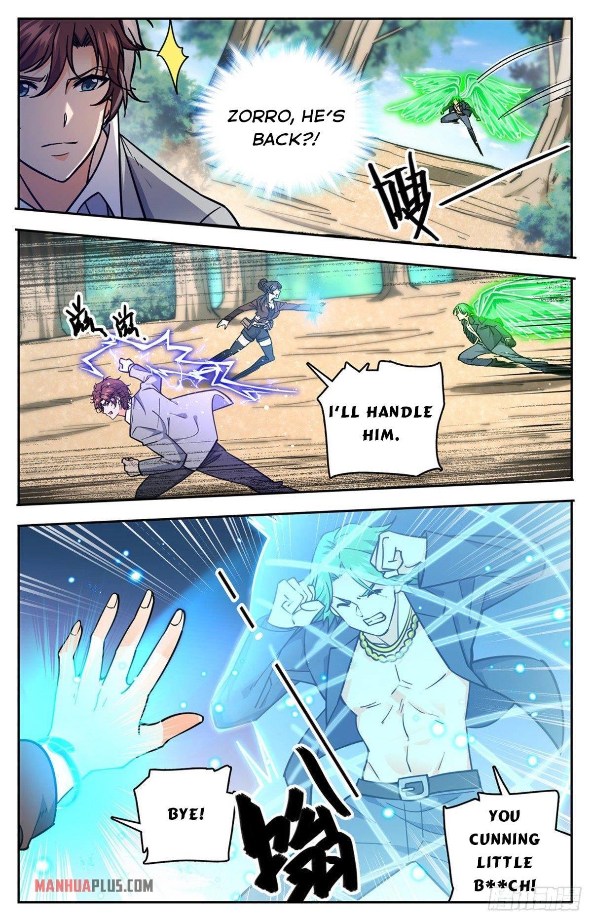 Versatile Mage Chapter 731 page 6 - Mangakakalots.com