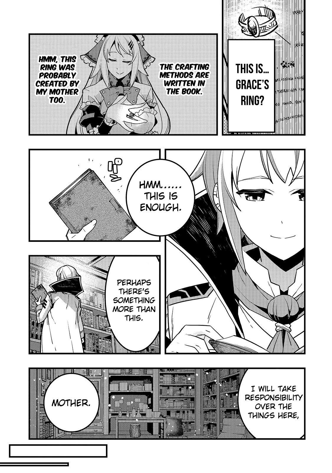 Kyoukai Meikyuu To Ikai No Majutsushi Chapter 34 page 26 - Mangakakalots.com