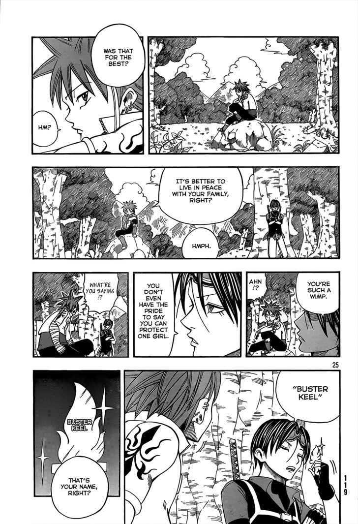 Buster Keel! Vol.2 Chapter 17 : Songbird Dream page 25 - Mangakakalots.com
