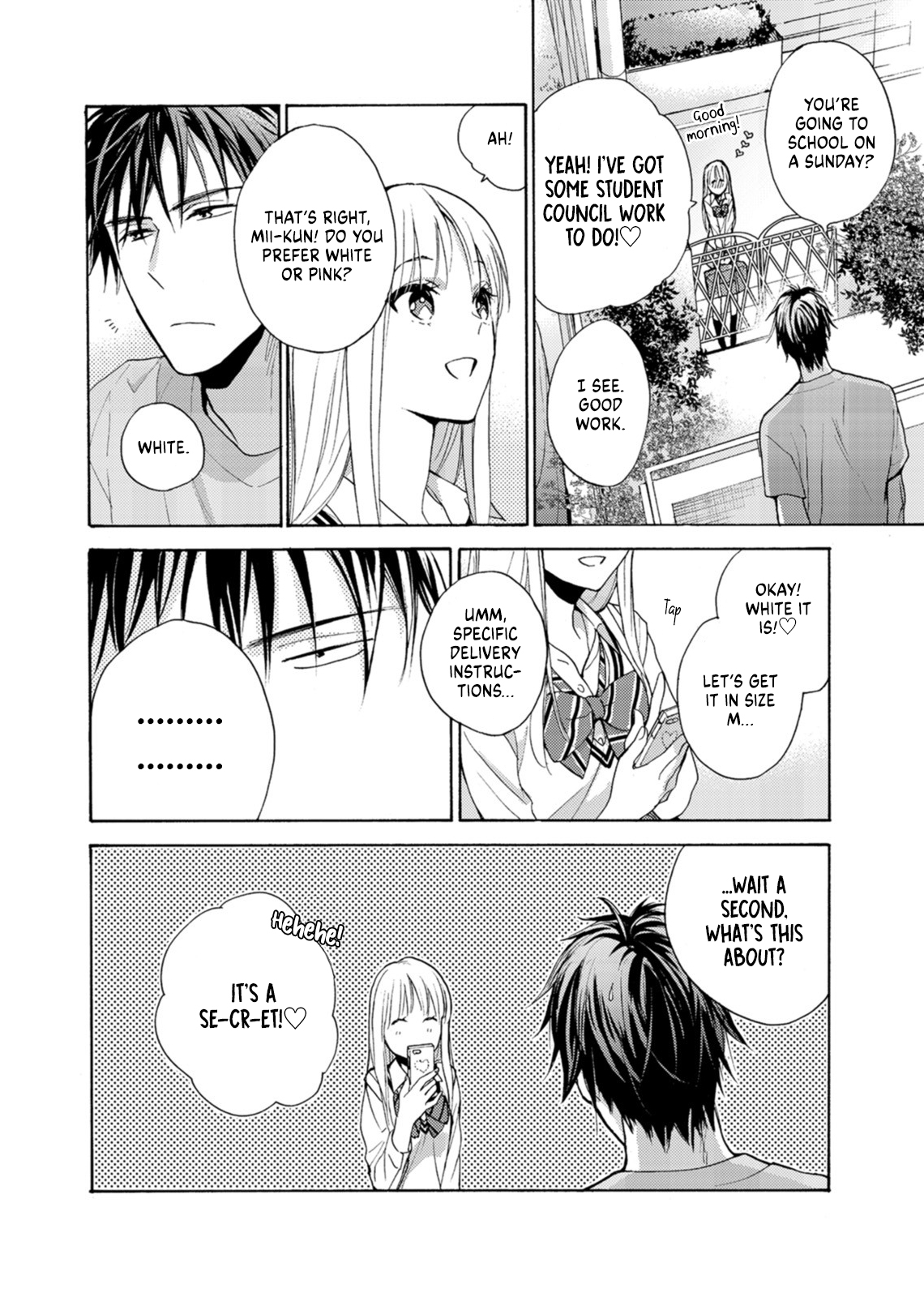 Mitsunaga Ougo Is Trying To Control Himself Vol.1 Chapter 1: Chapter 1 page 12 - Mangakakalots.com