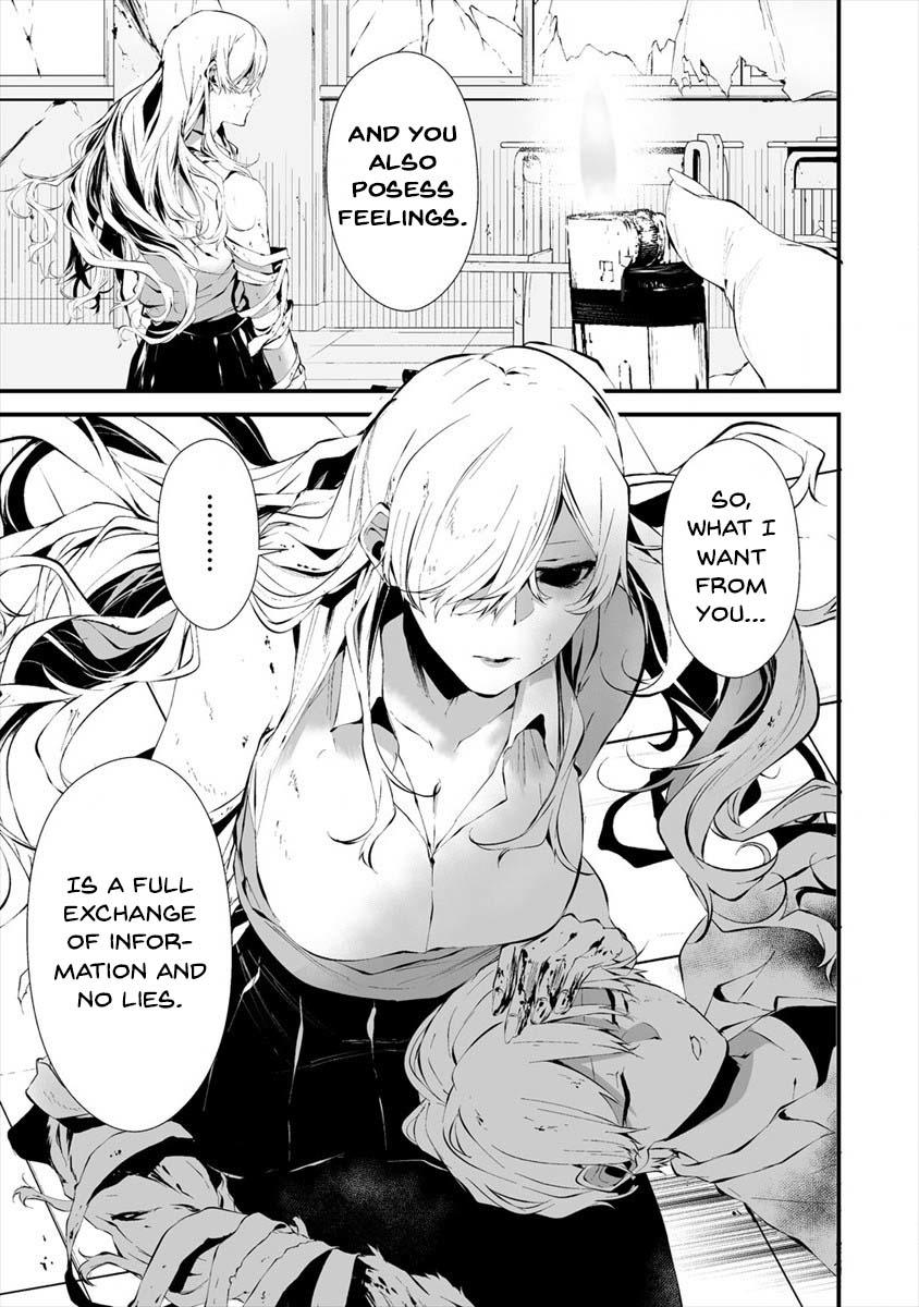 Hachigatsu Kokonoka Boku Wa Kimi Ni Kuwareru. Chapter 16 page 17 - Mangakakalots.com
