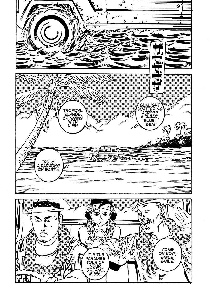 Deathco Chapter 7 : Paradise Tour 2 page 9 - Mangakakalots.com