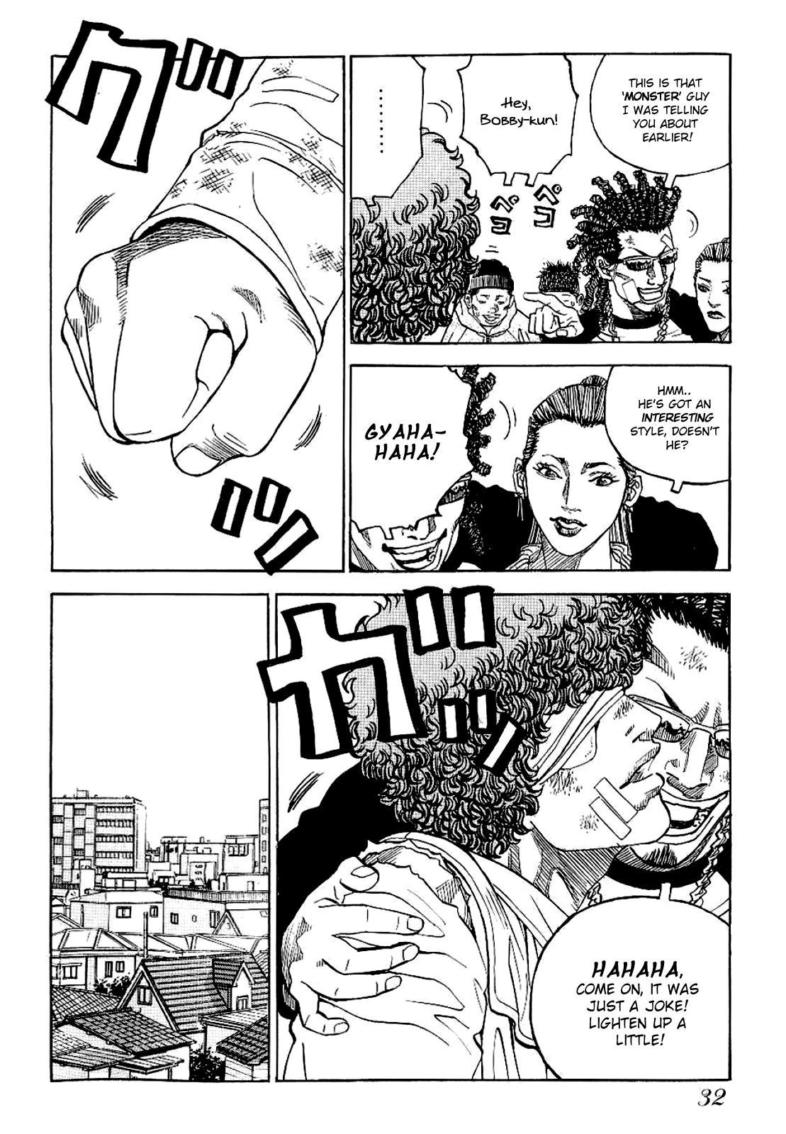 Gang King Vol.10 Chapter 72: Revenge page 4 - Mangakakalots.com