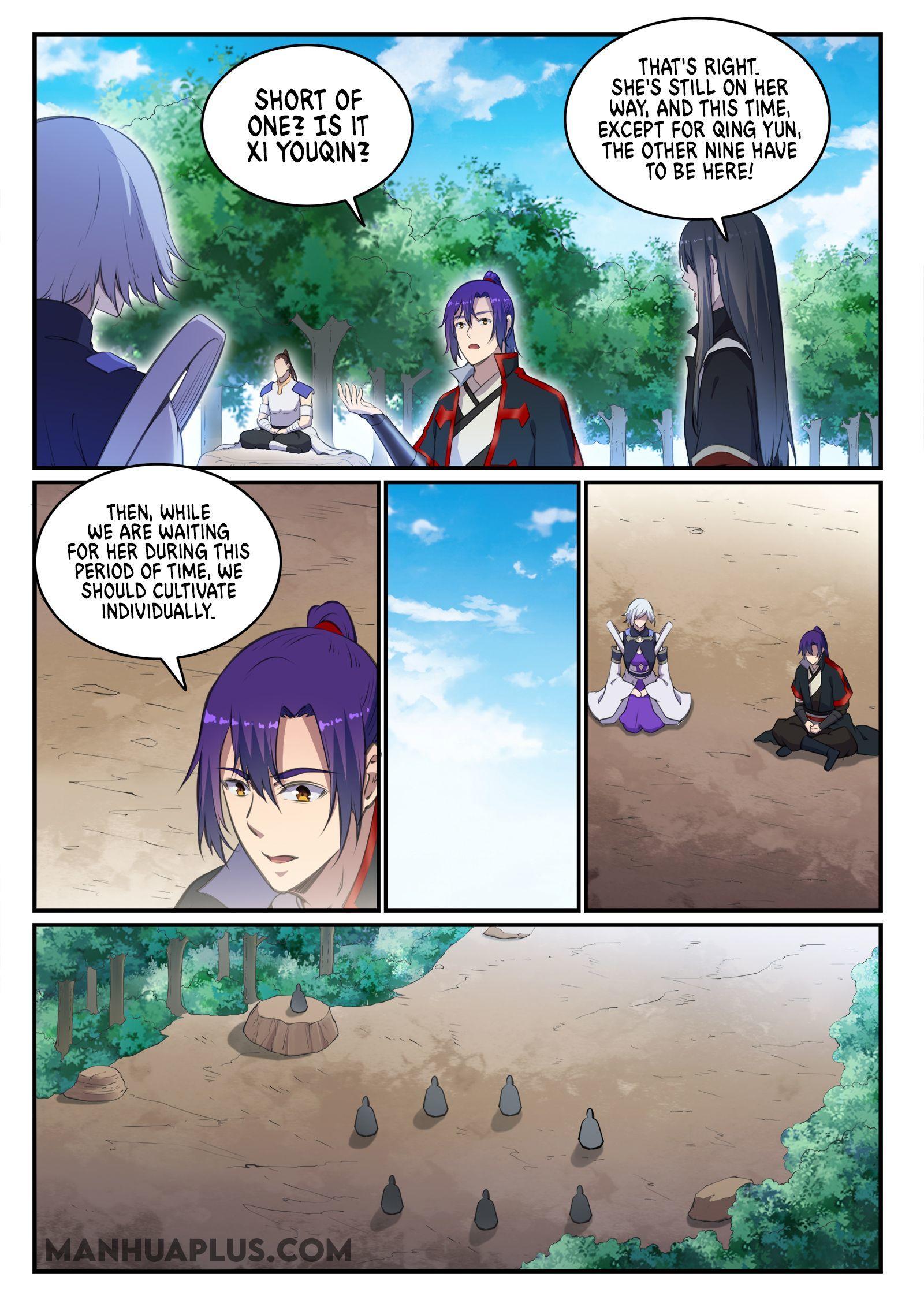 Apotheosis Chapter 703 page 9 - Mangakakalots.com