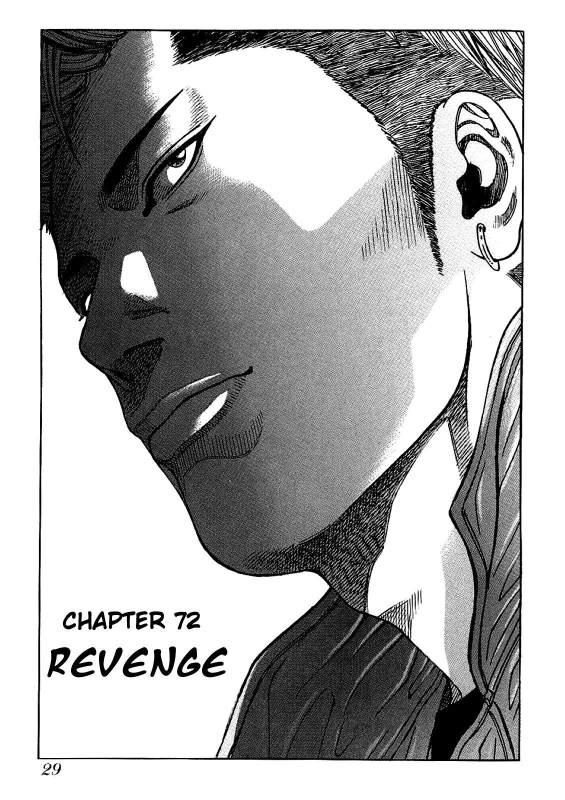 Gang King Vol.10 Chapter 72: Revenge page 1 - Mangakakalots.com