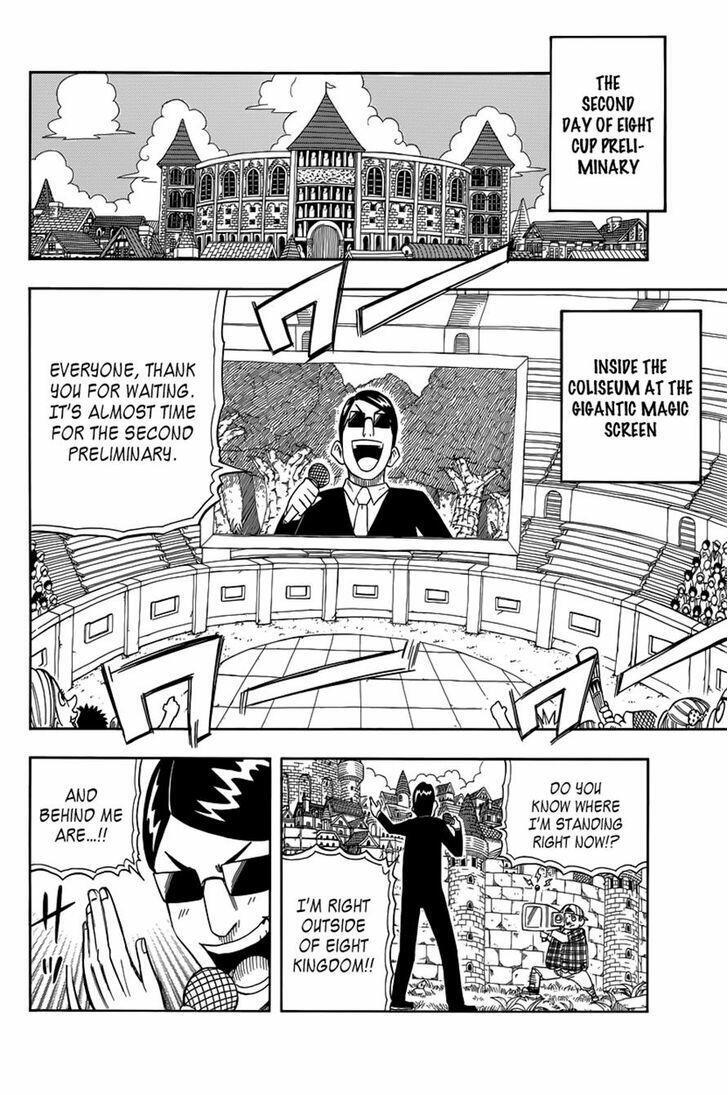 Buster Keel! Vol.7 Chapter 27 : Adventurer S Circus (Part 2) page 2 - Mangakakalots.com