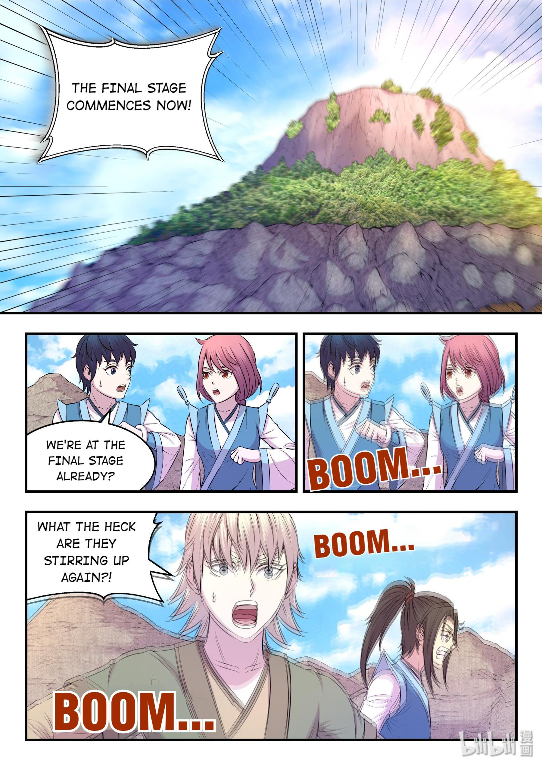 The All-Devouring Whale Chapter 31: The Final Stage page 16 - Mangakakalots.com