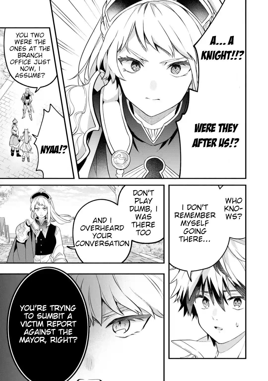 Yuusha Party Wo Tsuihou Sareta Beast Tamer, Saikyou Shuzoku Nekomimi Shojo To Deau Chapter 48: The Knights page 14 - Mangakakalots.com