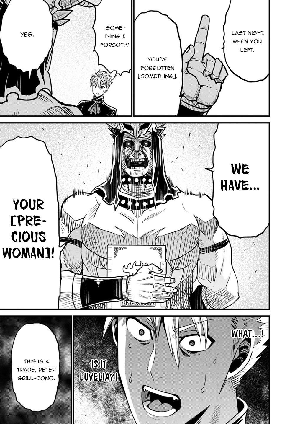 Peter Grill To Kenja No Jikan Chapter 36 page 18 - Mangakakalots.com