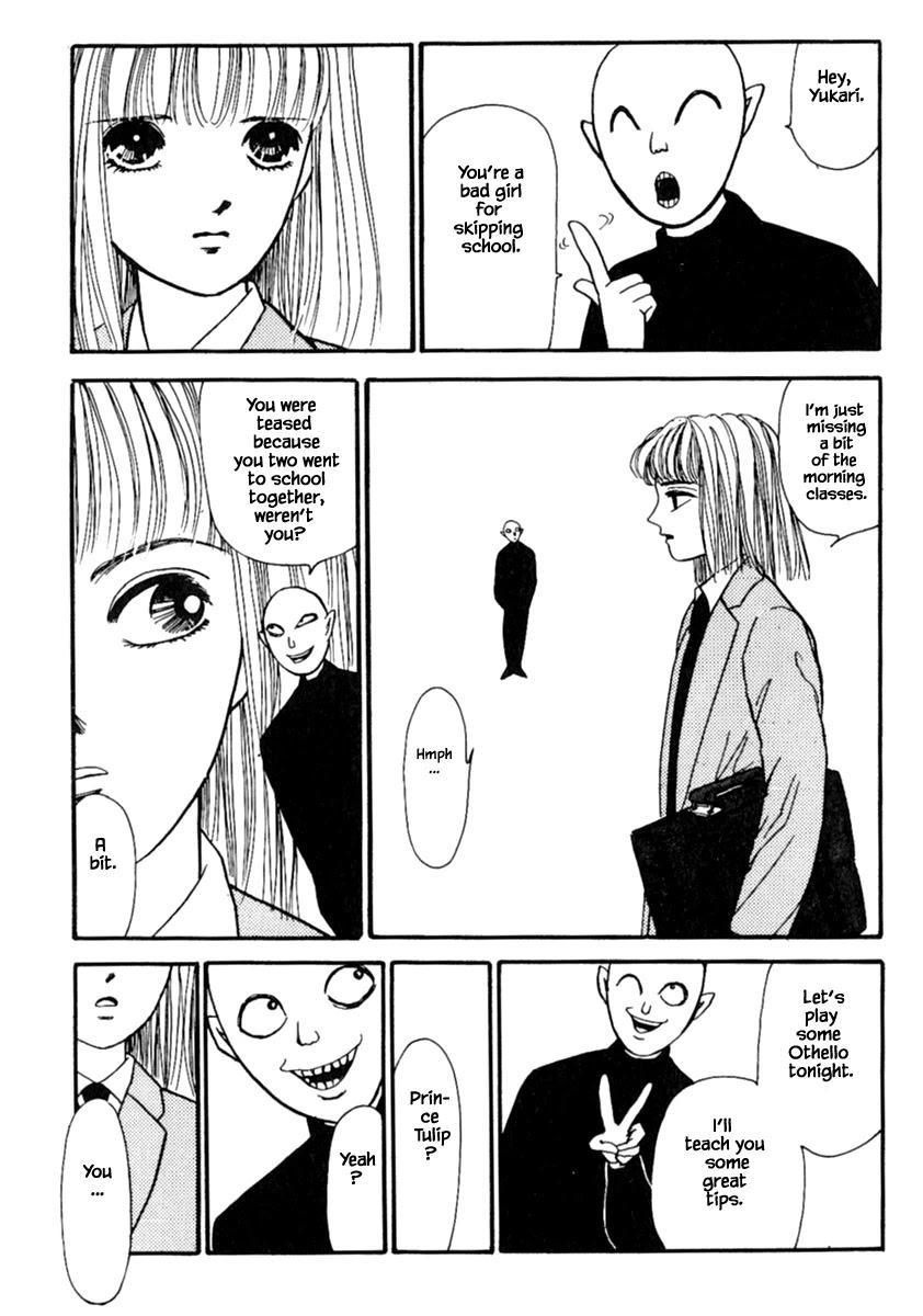 Shi To Kanojo To Boku Chapter 13.3 page 17 - Mangakakalots.com