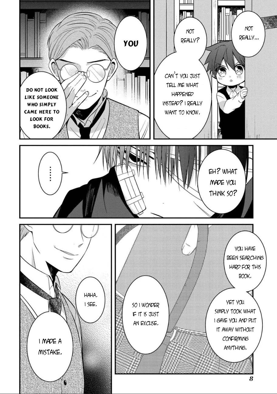 Mononobe Koshoten Kaikitan Chapter 5: Choice Of People page 7 - Mangakakalots.com