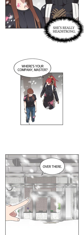 Oh! My God Chapter 25 page 19 - Mangakakalots.com