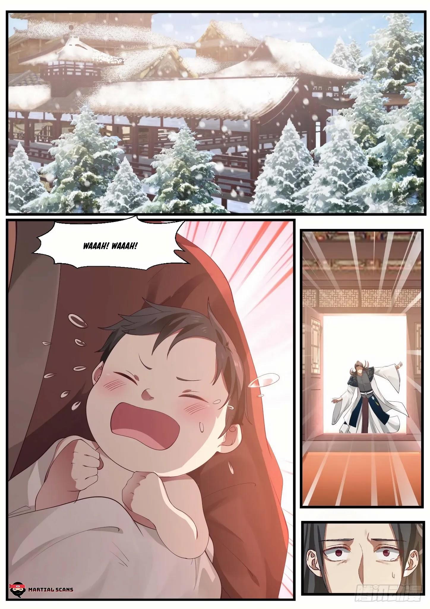 Martial Peak Chapter 960: Wait For Me! page 2 - Mangakakalots.com