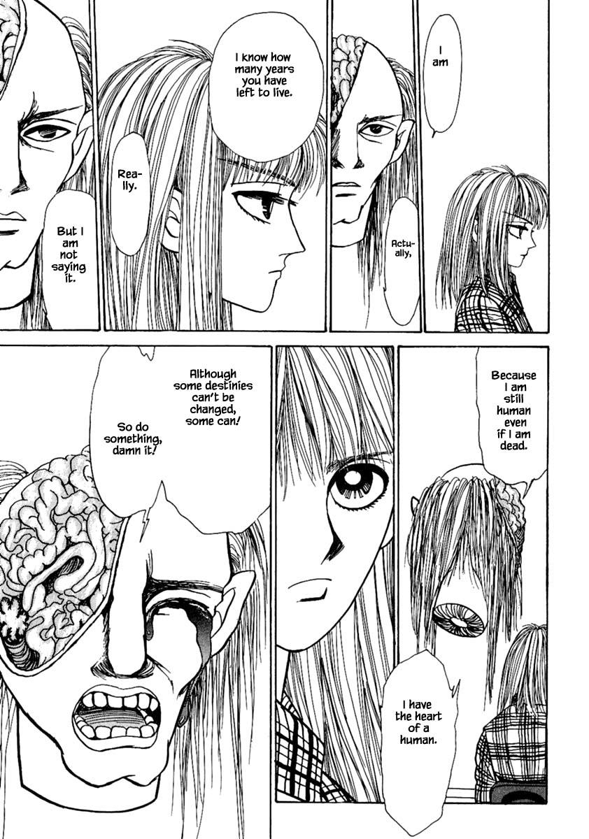 Shi To Kanojo To Boku Chapter 11.2 page 16 - Mangakakalots.com