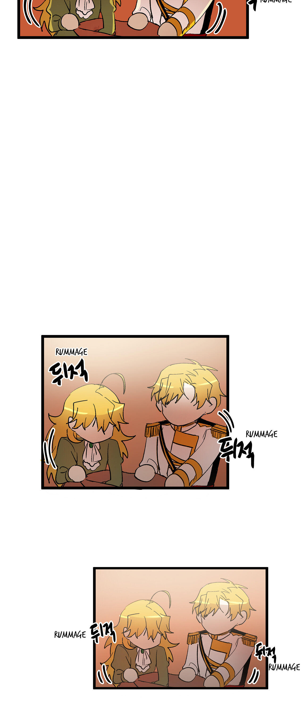 Living As The Emperor's Fiancé Chapter 34 page 22 - Mangakakalots.com