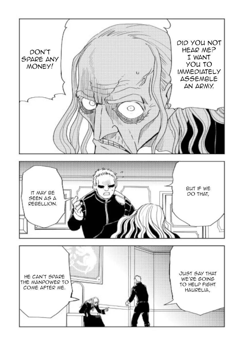 Isekai Tensei Soudouki Chapter 69: Receiving Notice page 15 - Mangakakalot