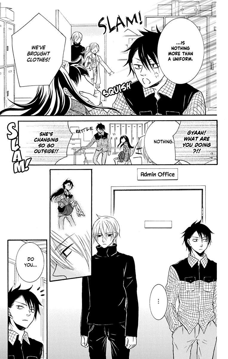 Seiten Kickoff Chapter 9 page 24 - Mangakakalots.com