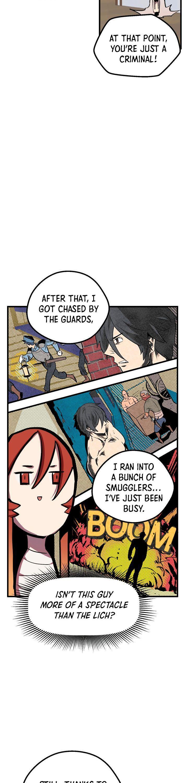 Survival Story Of A Sword King In A Fantasy World Chapter 22 page 22 - Mangakakalots.com