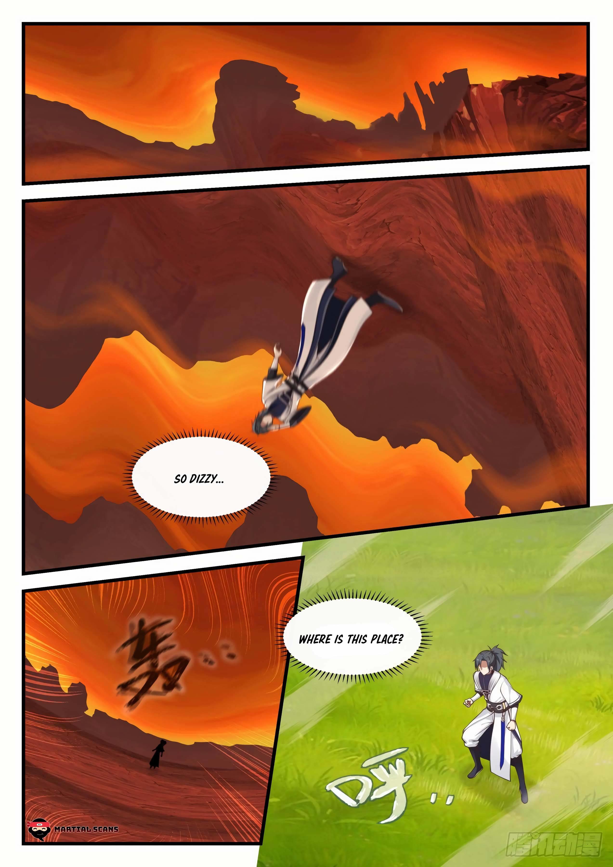 Martial Peak Chapter 1149 page 3 - Mangakakalots.com