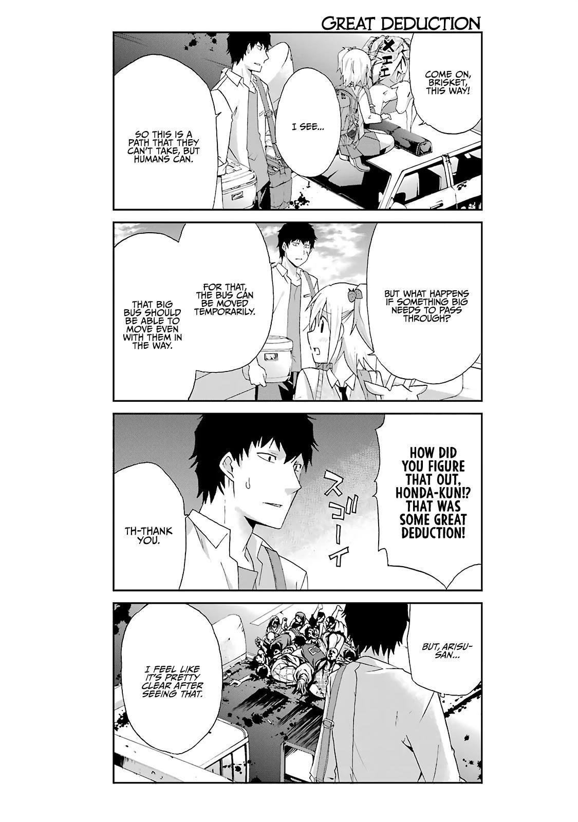 Ikitemasu Ka? Honda-Kun Chapter 8 page 3 - Mangakakalots.com