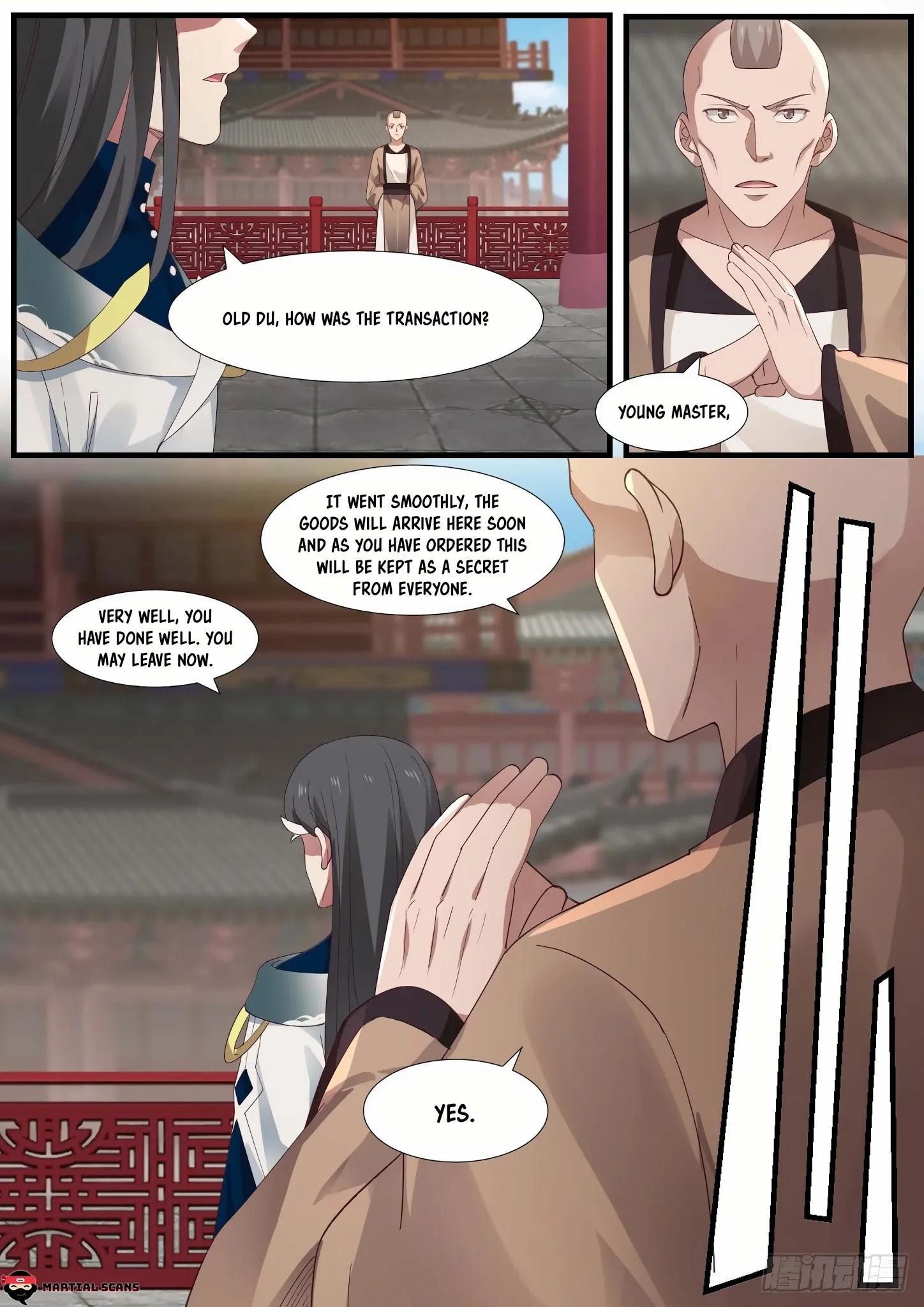 Martial Peak Chapter 960: Wait For Me! page 11 - Mangakakalots.com
