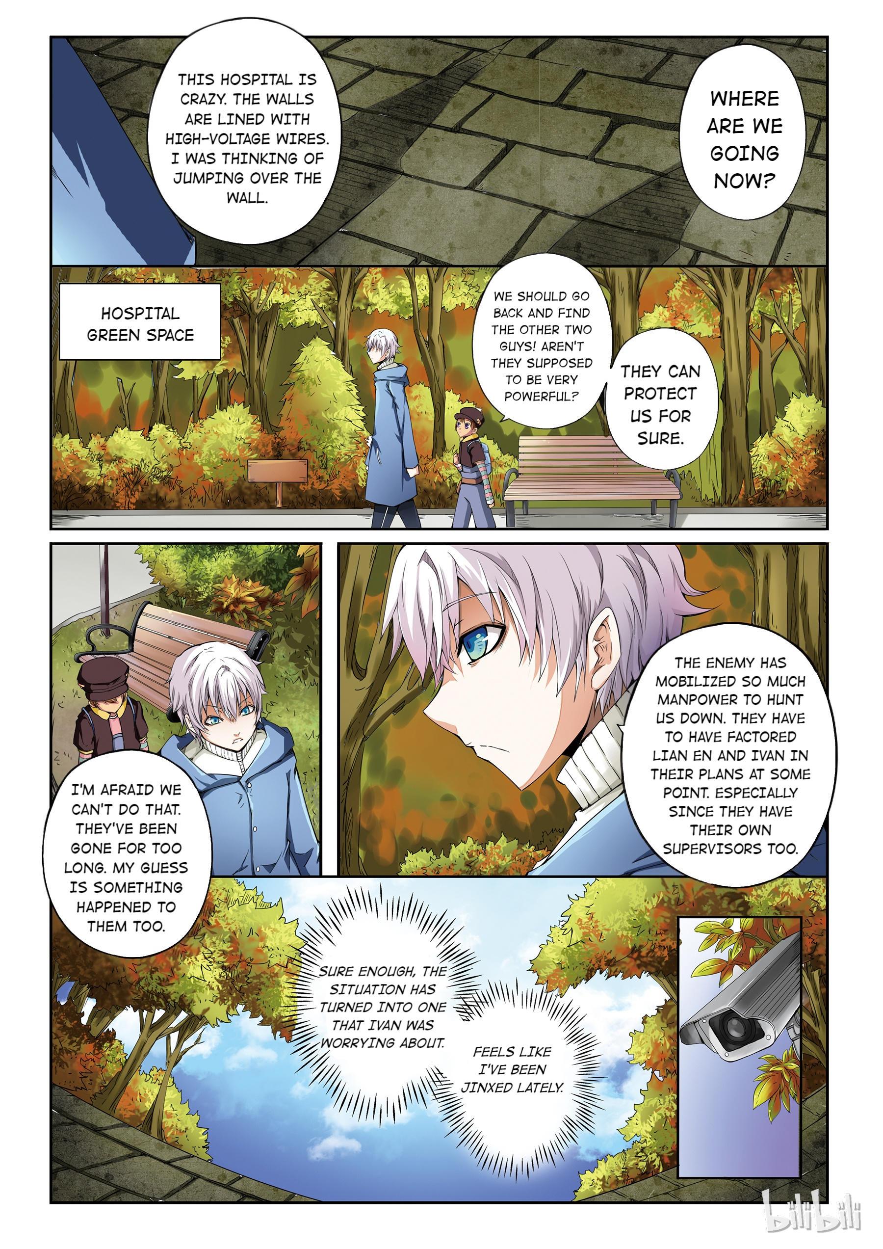 God Of Deception Chapter 25: Scroll 1: Deception Supervisors - Hunting (I) page 11 - Mangakakalots.com