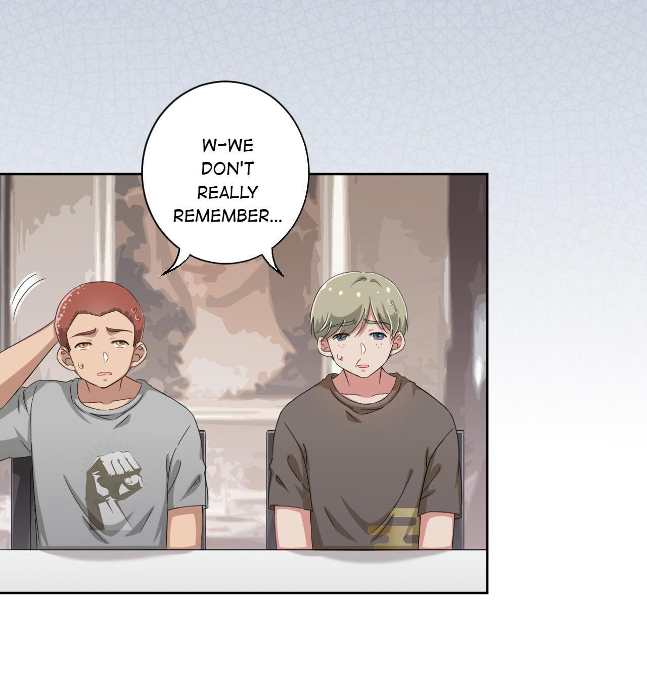 God Gave Me This Awkward Superpower, What Is It For? Chapter 41: Luo Shenshi's Gone Mad... page 34 - Mangakakalots.com