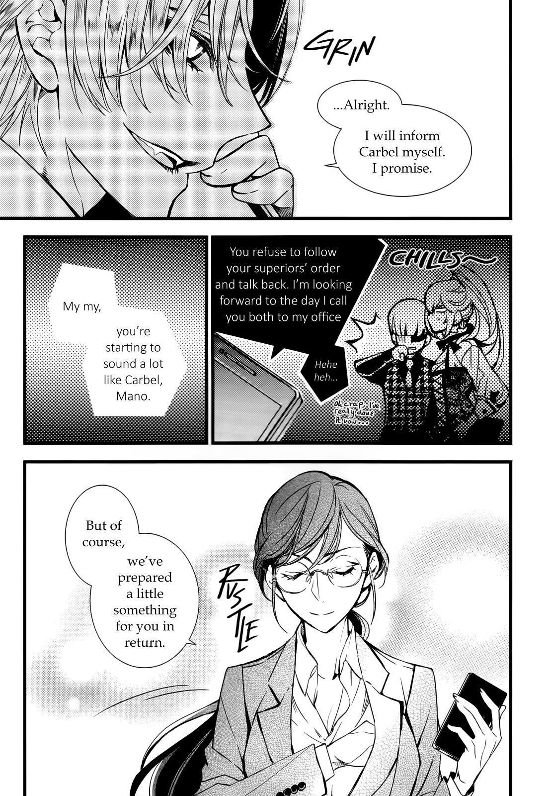 Vampire Library Chapter 36 page 8 - Mangakakalots.com
