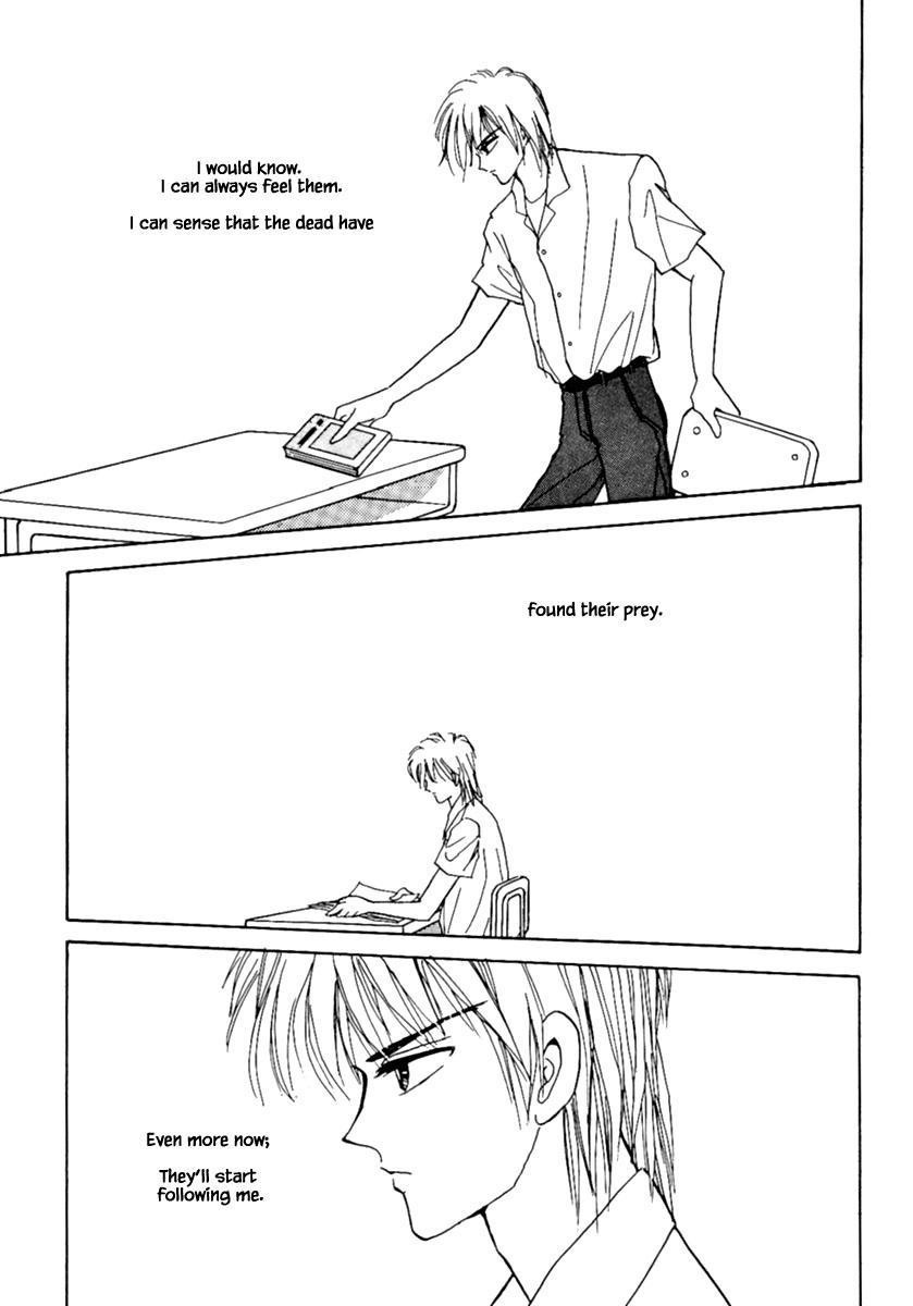 Shi To Kanojo To Boku Chapter 6.2 page 8 - Mangakakalots.com