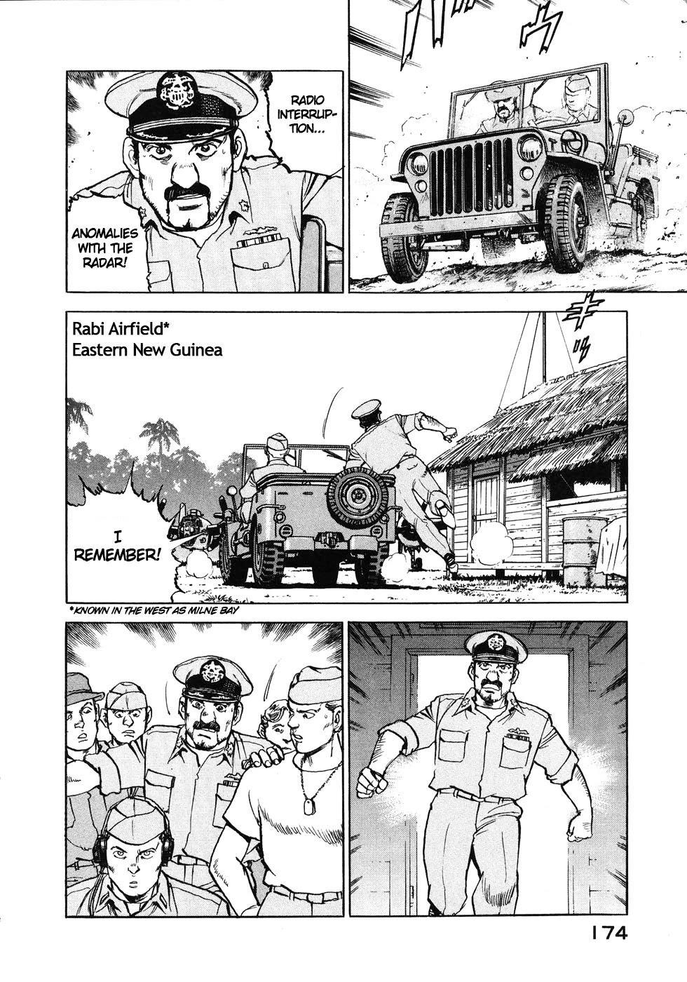 Zipang Chapter 140: Port Moresby Surprise page 8 - Mangakakalots.com