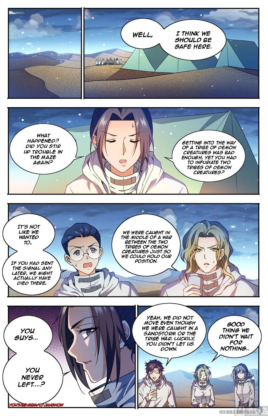 Versatile Mage Chapter 660 page 5 - Mangakakalots.com
