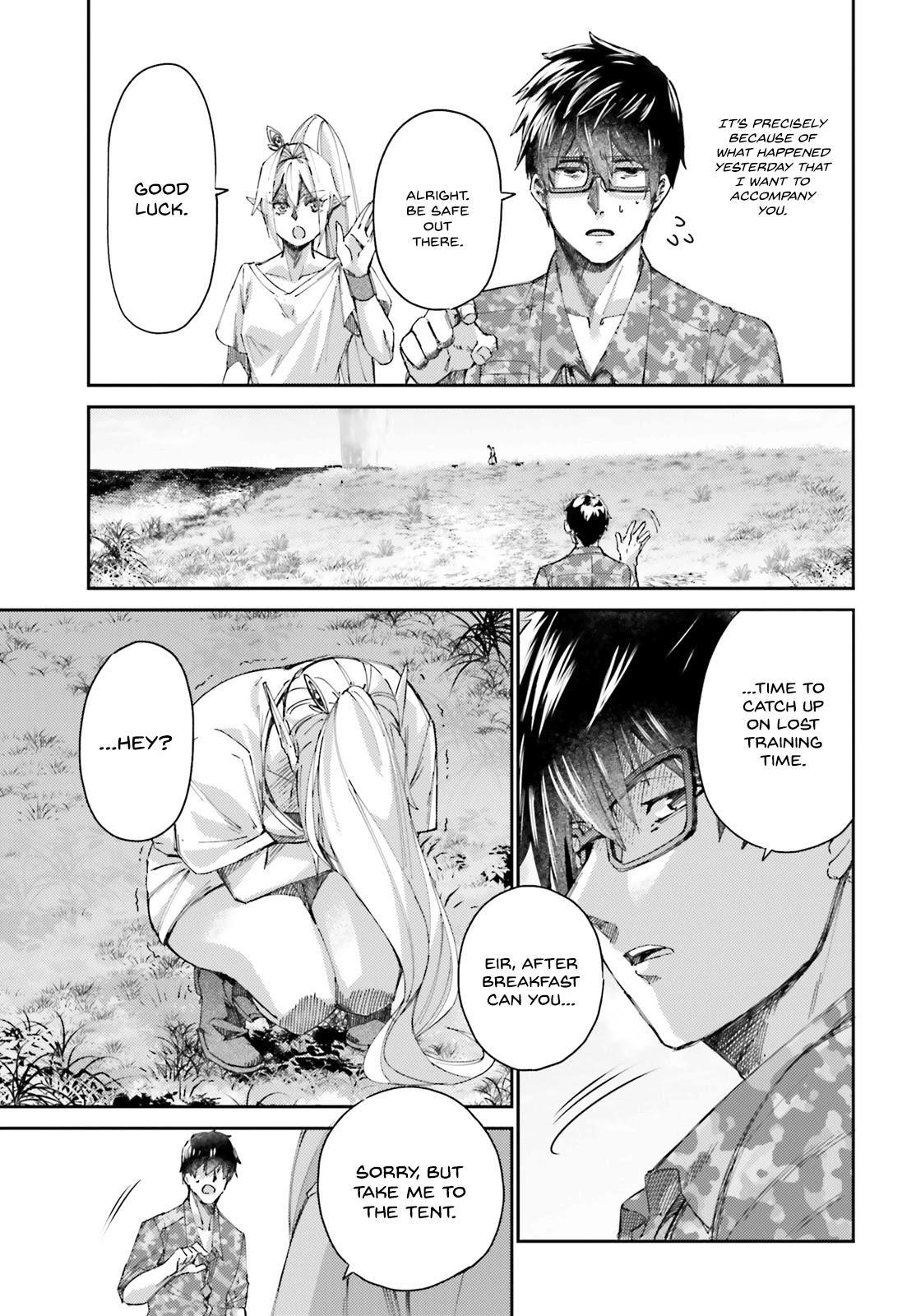 Ihoujin, Dungeon Ni Moguru Chapter 9: The Shadow Asks Your Heart page 16 - Mangakakalots.com