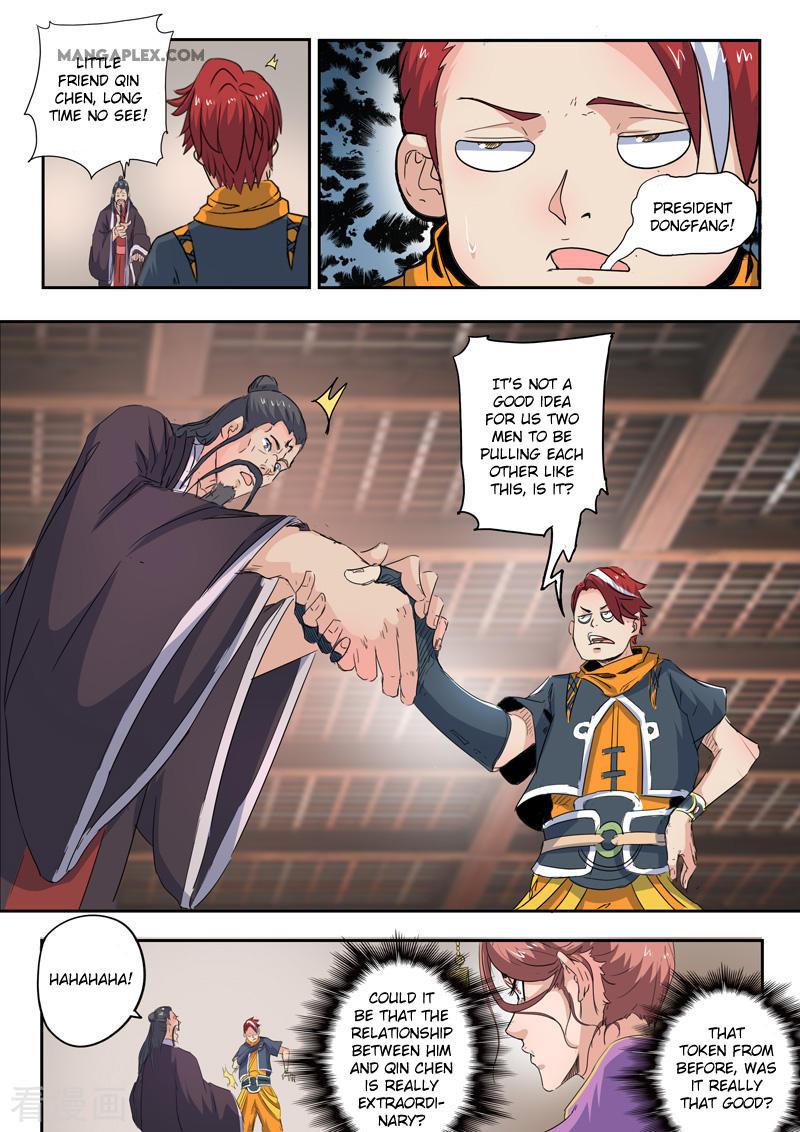 Martial Master Chapter 416 page 2 - Mangakakalots.com