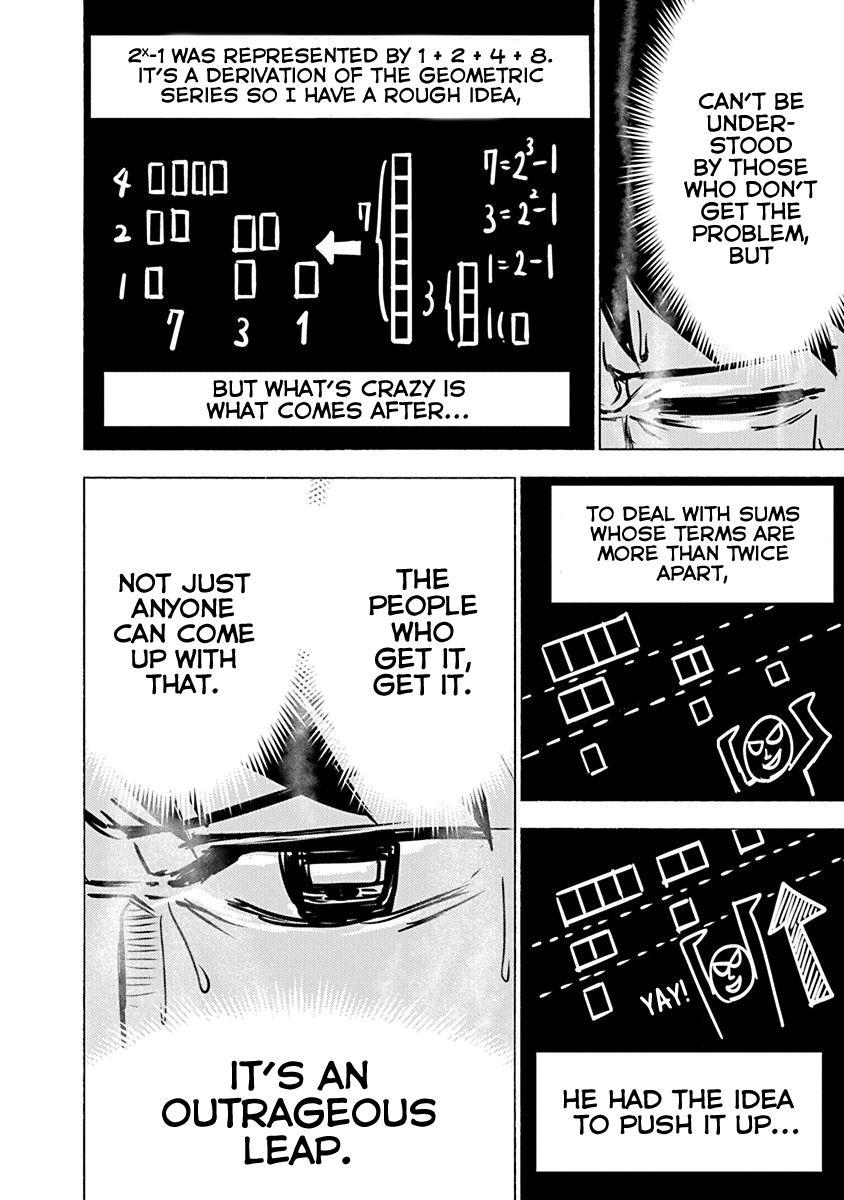 Mathematics Golden Chapter 5 page 37 - Mangakakalots.com