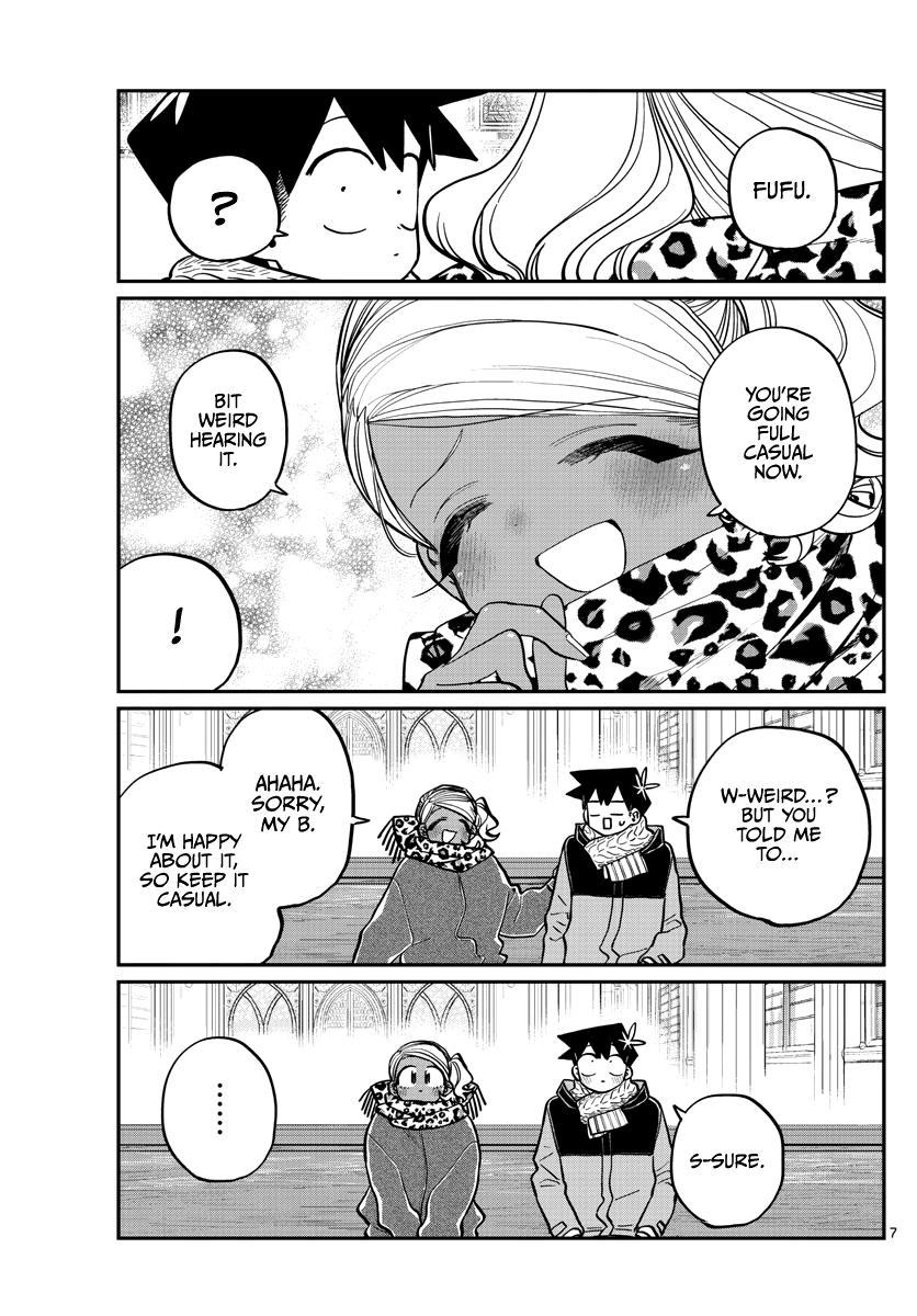 Komi-San Wa Komyushou Desu Chapter 293: Turn This Way. Please. page 7 - Mangakakalots.com