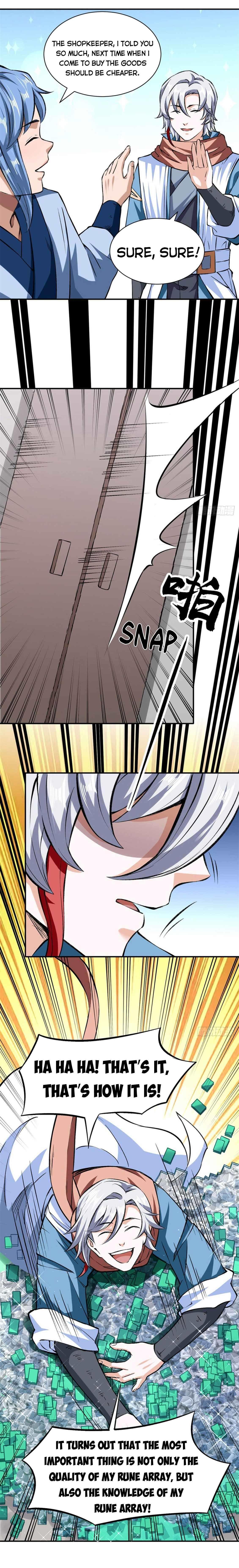 Martial Arts Reigns Chapter 313 page 4 - Mangakakalot