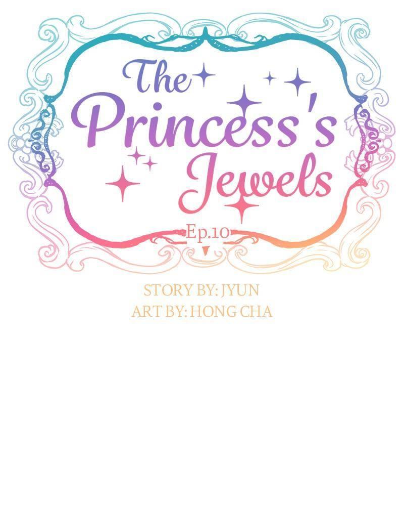 The Princess' Jewelry Box Chapter 10 page 40 - Mangakakalots.com