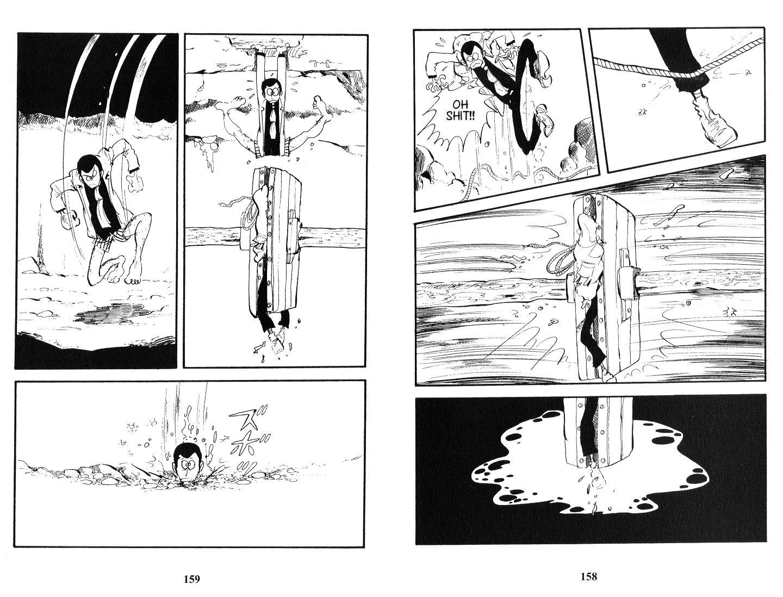 Lupin Iii Vol.13 Chapter 103: A Treasure To Serve page 15 - Mangakakalots.com
