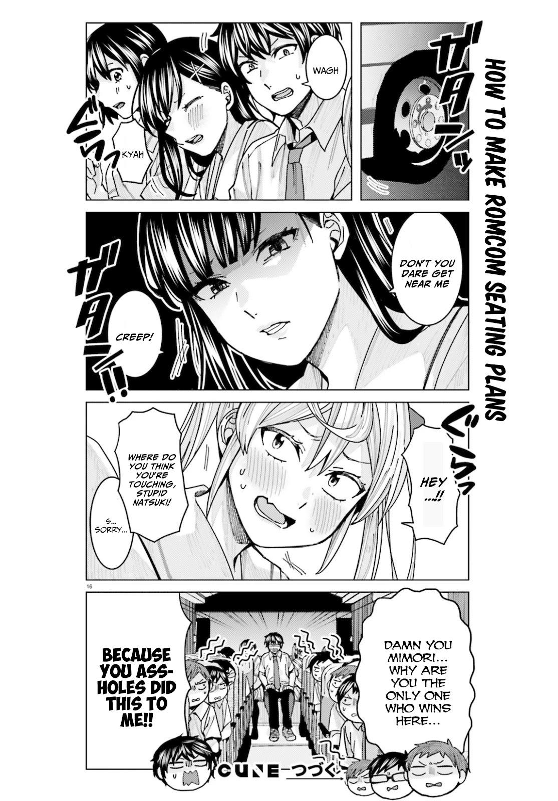 Himegasaki Sakurako Wa Kyoumo Fubin Kawaii! Chapter 11 page 16 - Mangakakalots.com