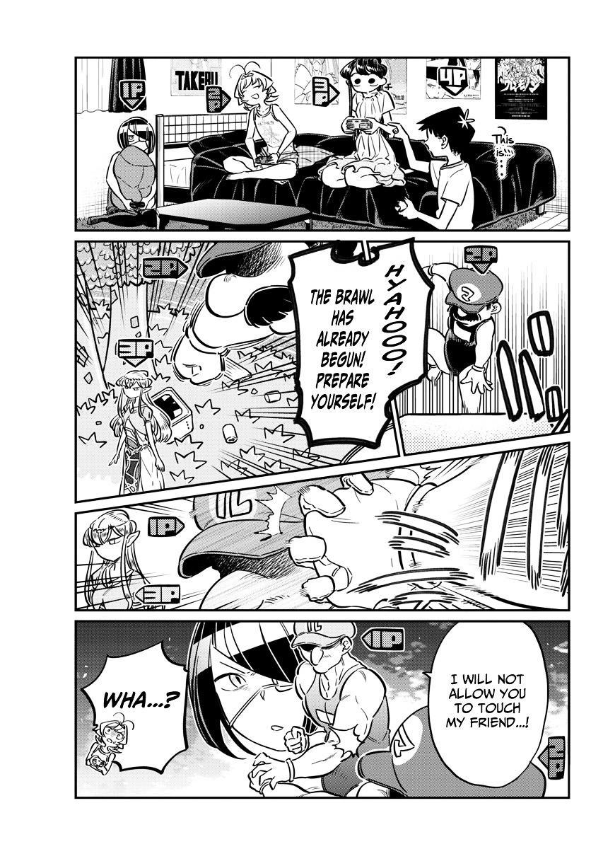 Komi-San Wa Komyushou Desu Vol.4 Chapter 48: Video Games page 13 - Mangakakalot