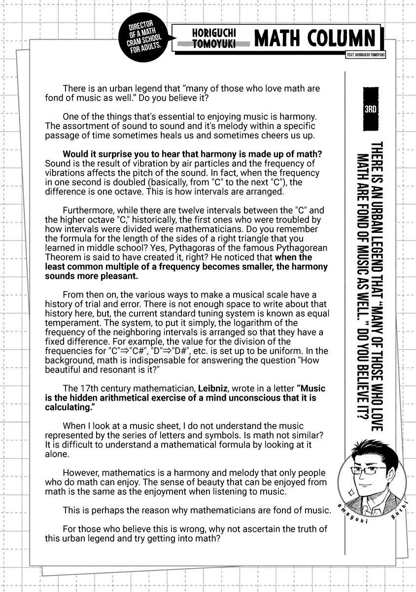 Mathematics Golden Chapter 5 page 50 - Mangakakalots.com