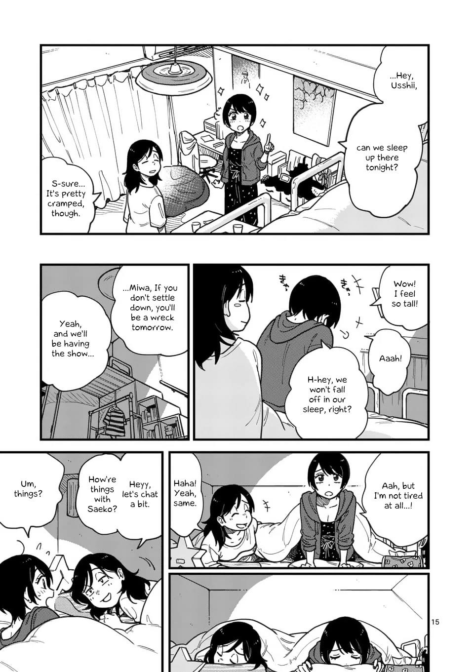 So, Do You Wanna Go Out, Or? Chapter 14 page 15 - Mangakakalots.com