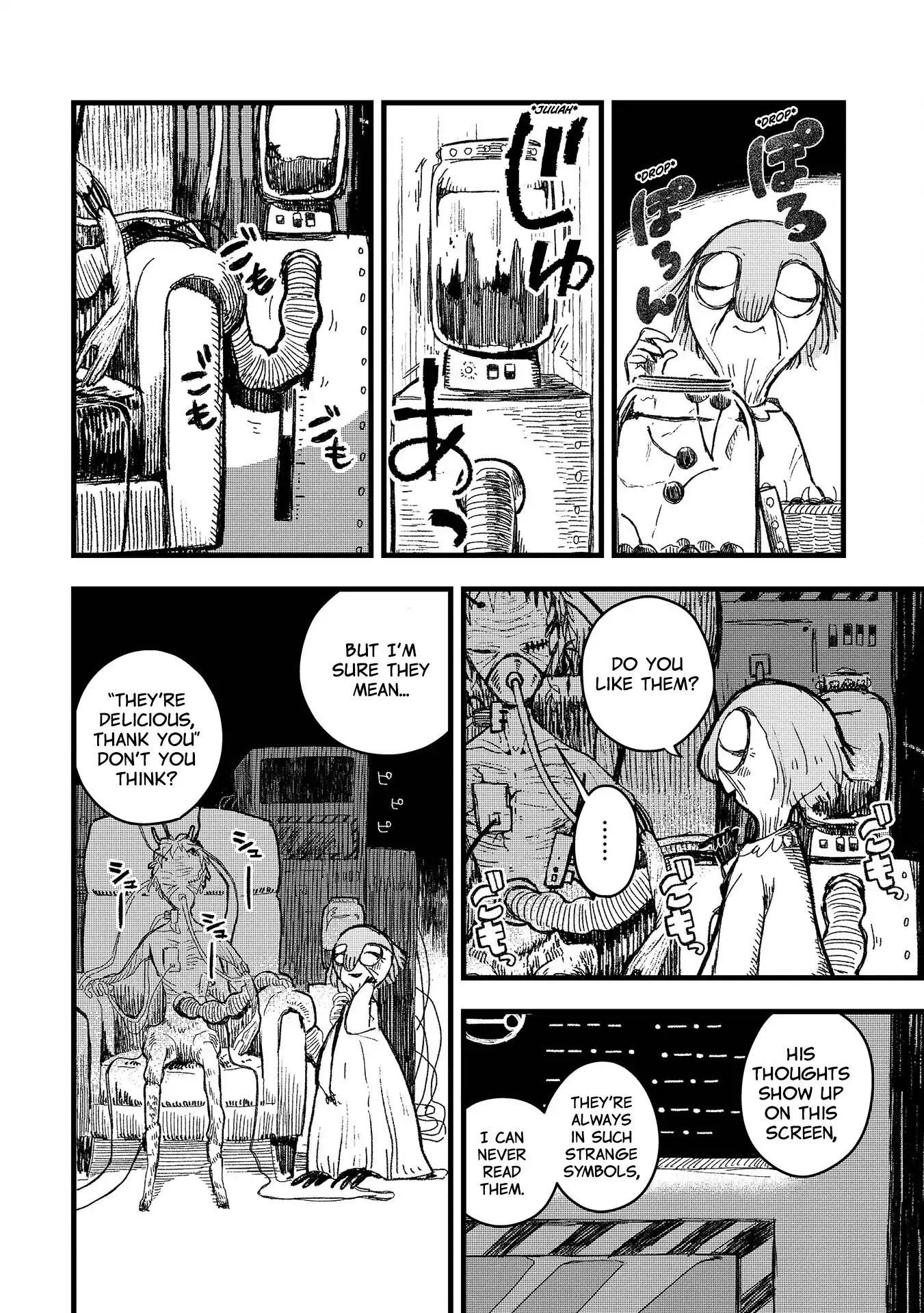 Rojica To Rakkasei Chapter 3: Massu-San's Apple Pie page 9 - Mangakakalots.com