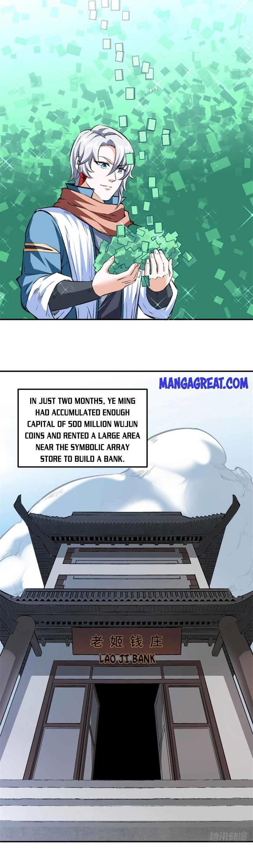Martial Arts Reigns Chapter 313 page 9 - Mangakakalot