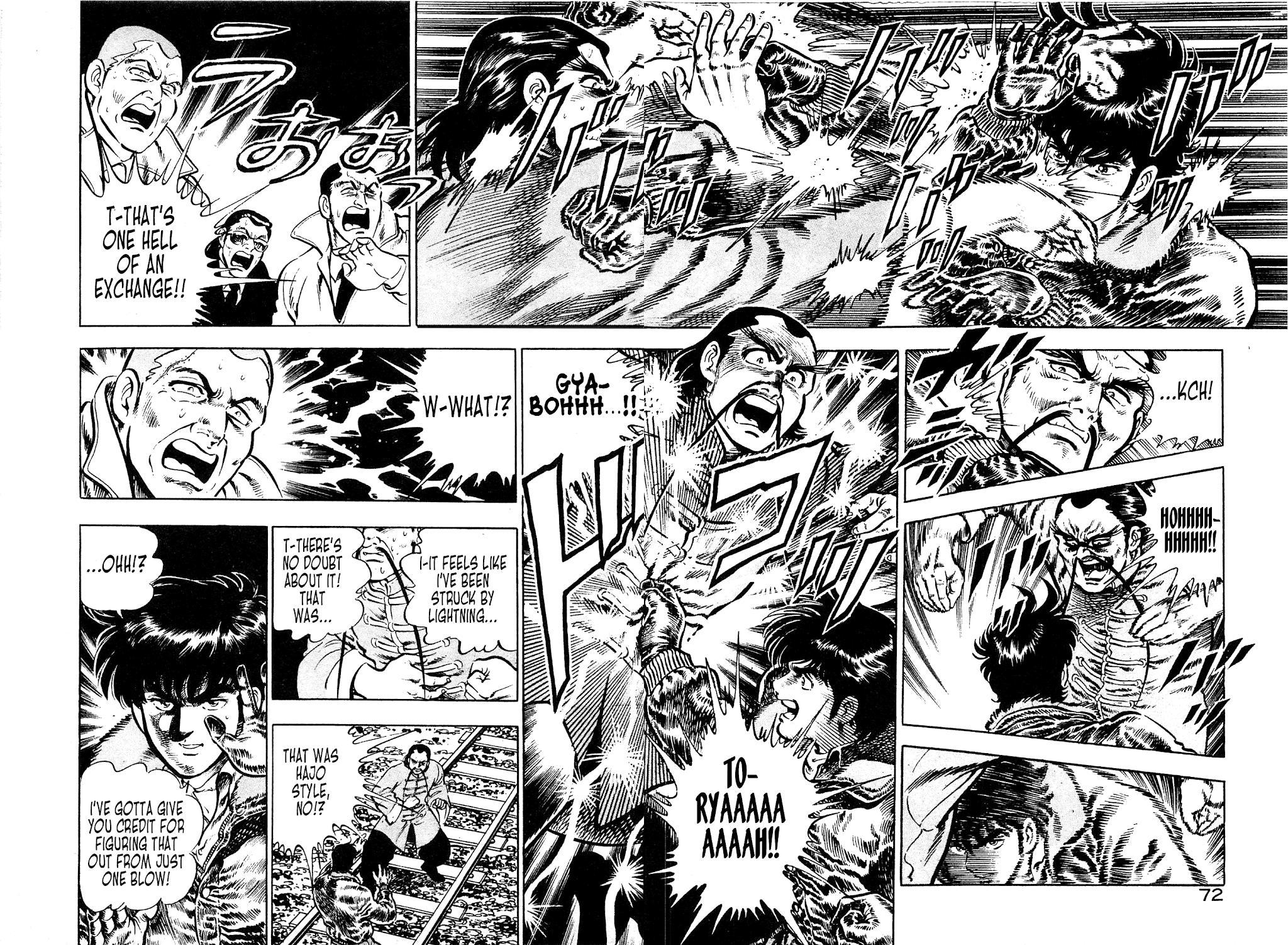 Karate Apocalypse Chapter 8: Secret Fist page 27 - Mangakakalots.com