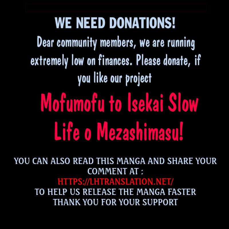 Mofumofu To Isekai Slow Life O Mezashimasu! Chapter 25 page 46 - Mangakakalots.com