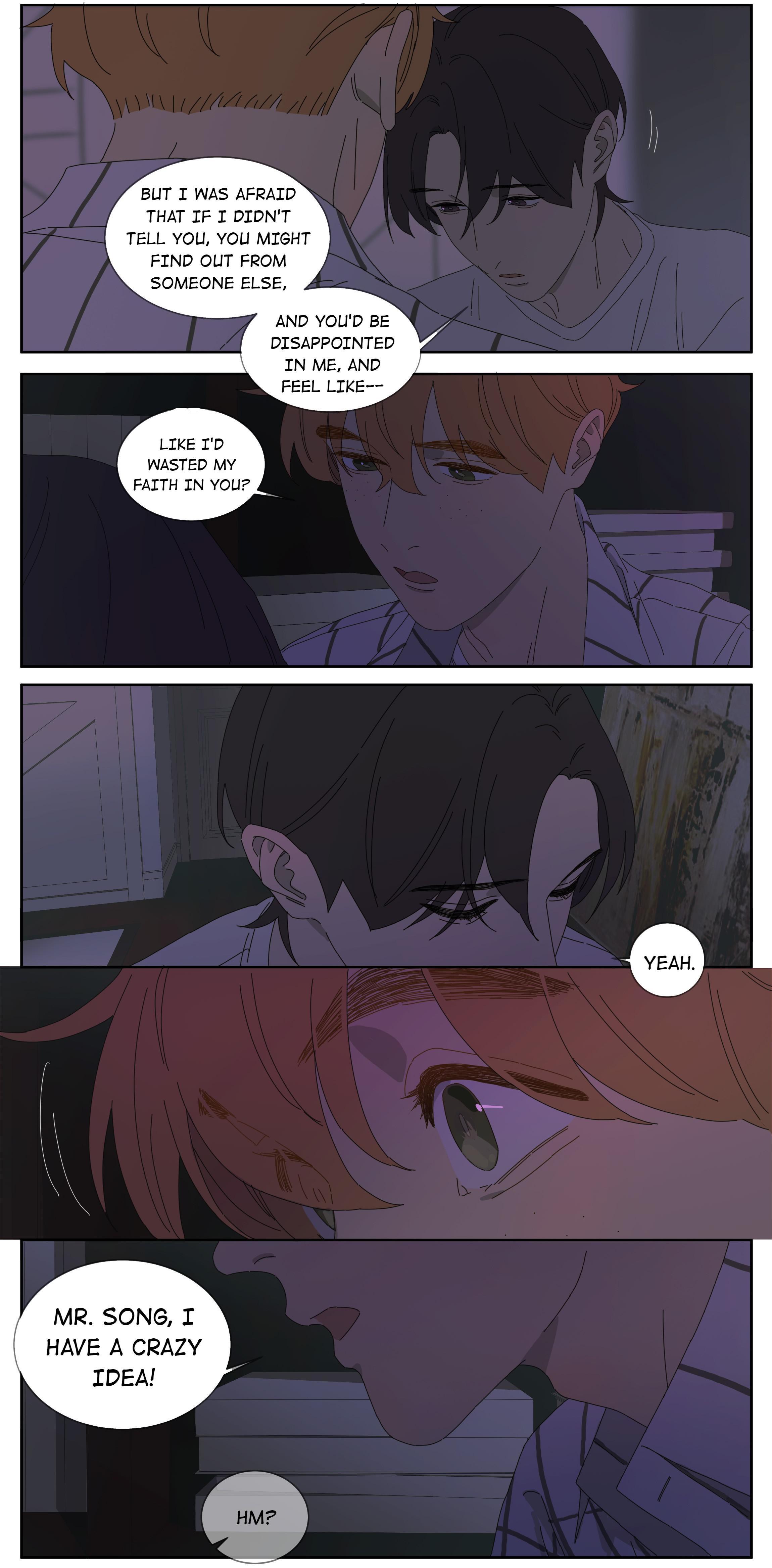 Mr. Snail Chapter 25: Do You Like Me, Maybe A Little? page 9 - Mangakakalots.com