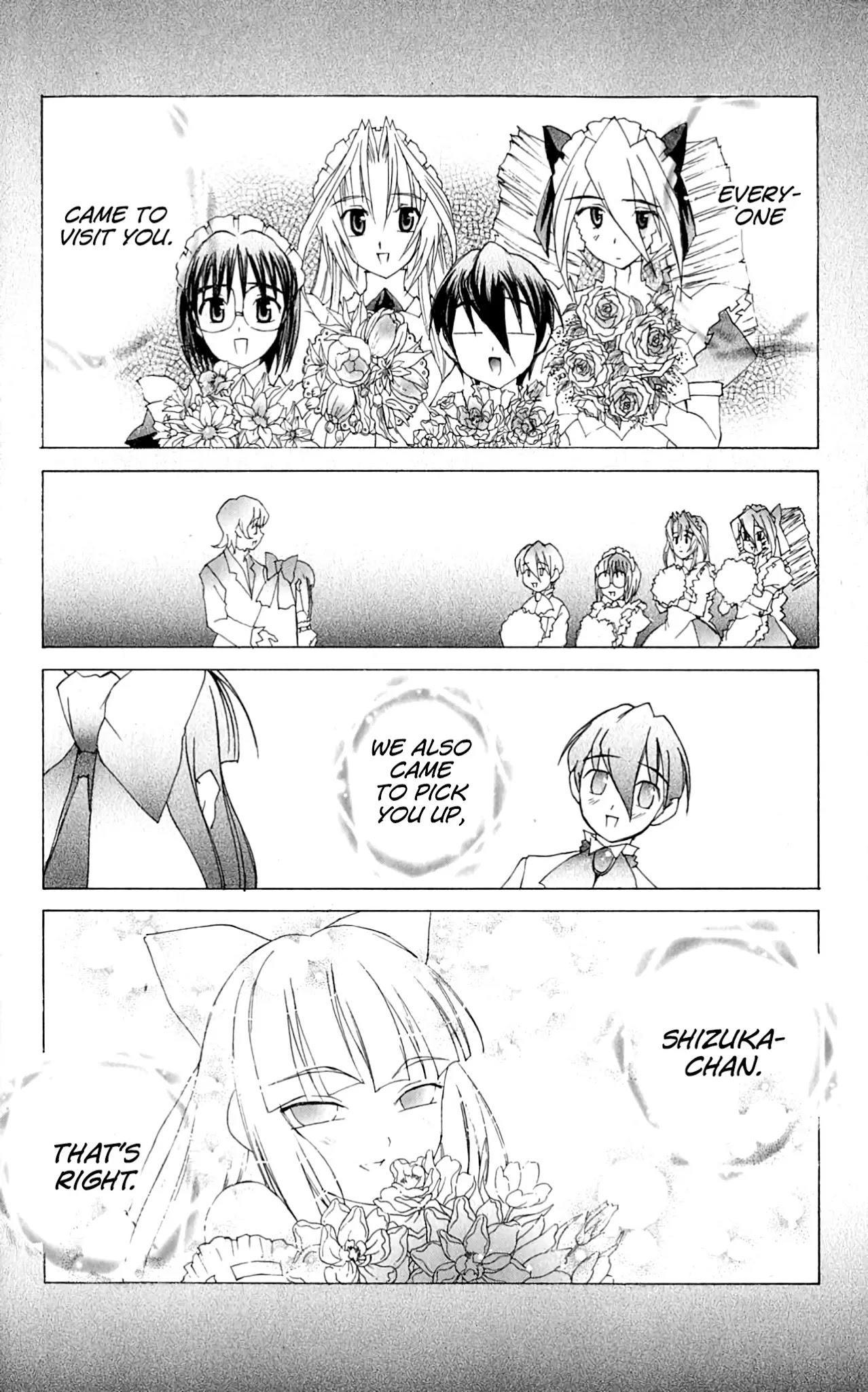 Hanaukyo Maid Tai Chapter 44 page 35 - Mangakakalots.com