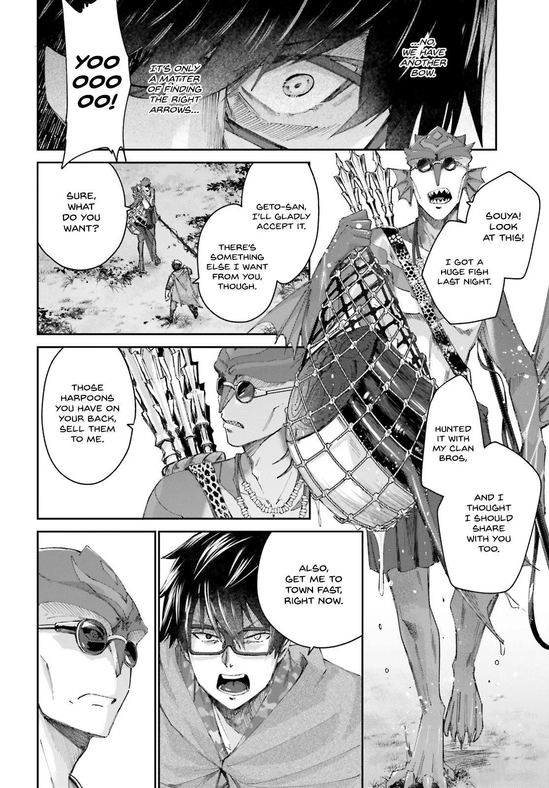 Ihoujin, Dungeon Ni Moguru Chapter 9: The Shadow Asks Your Heart page 25 - Mangakakalots.com